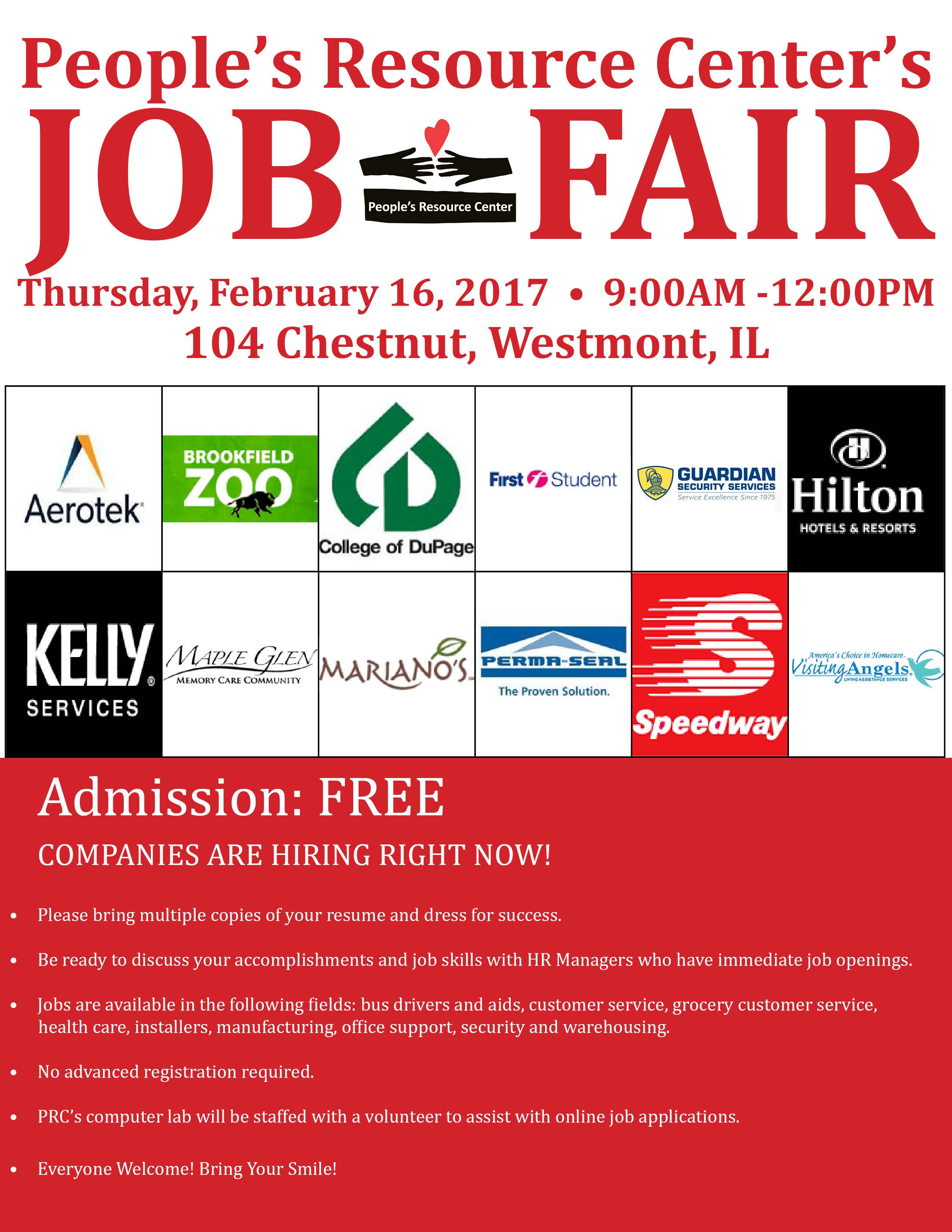 Job Fair 2-17 rev 1