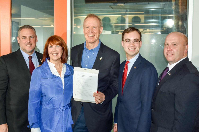 LLC Bill Signing