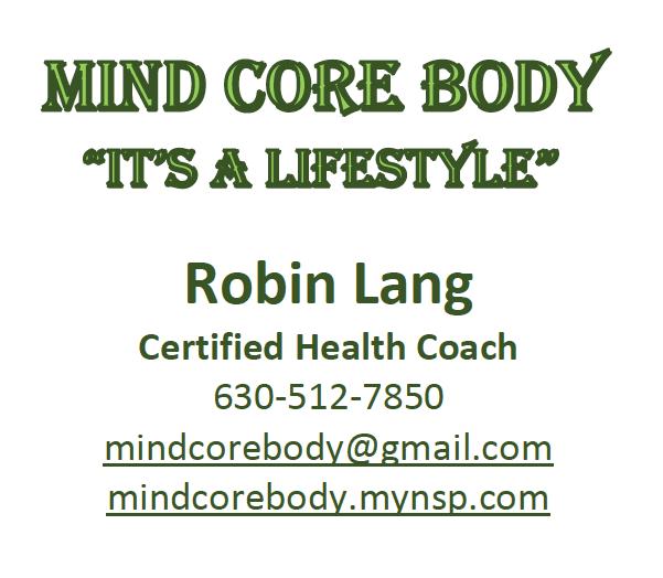 Mind Core Body Logo