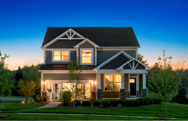Hobson Model Home
